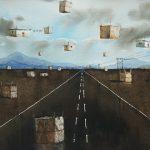 Artista peruano Juan Manuel Champi obtiene premio en Chile