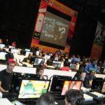 Así se vive la fiesta de los juegos de la WCG en Lima