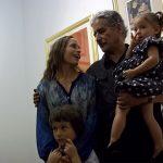 Así se inauguró la colección De Picasso a Banksy de José Tola