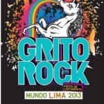 """""""Grito Rock Lima"""" Fiesta de Lanzamiento"""