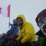 Peruano alcanza la montaña sagrada de los incas más alta de la Cordillera Vilcabamba
