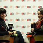 """17 festival de Cine de Lima: Tana Schémbori y Lali Gonzales """"Con 7 cajas mucha gente se ha enterado que existe el guaraní y el jopará"""""""