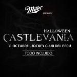 """""""Castlevania"""" Terrorífica diversión en el Jockey Club"""