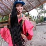 """Lanzamiento del disco de Reggae  """"Afroandina"""" de Ysabel Omega"""