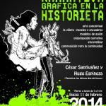 TALLER DE NARRATIVA GRÁFICA EN CHOLO ART & FUN