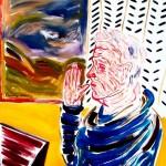 Iván Fernández-Dávila inaugurará  muestra de pintura en el MAC de Arequipa