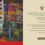 DOMINGO DE RAMOS PRESENTA HOY SU OBRA POÉTICA COMPLETA EN EL CONGRESO DE LA REPÚBLICA