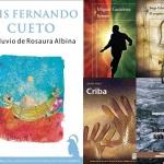 Los mejores libros en novela, cuento y poesía de la literatura peruana 2014