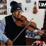 Máximo Damián, el violinista amigo de Arguedas se encuentra delicado de salud