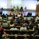 VIDEO: Así se realizó el homenaje a José María Arguedas y Máximo Damián en Petroperu