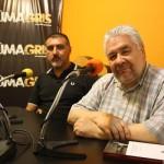 """Radio Lima Gris: """"Fahrenheit 051""""  entrevista a José Rosas Ribeyro y Martín Roldán"""