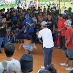 Así se realizó la competencia de Break Dance y Danza Urbana en el Parque zonal Huiracocha