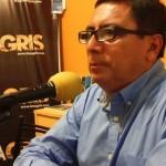 """Entrevista al conductor de """"Meridiano"""" Carlos Fernández Loayza"""