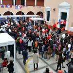 Celebración del Día Nacional de Francia en Lima