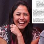 Archivan investigación contra Nadine Heredia por lavado de activos