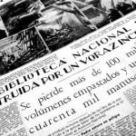 """Dr. Larry Koncha """"Los peruanos le hemos hecho más daño a la Biblioteca Nacional del Perú, que los chilenos con el saqueo"""""""