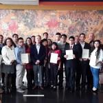 Taiwán cerró su convocatoria  al programa de becas 2015