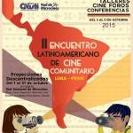 II ENCUENTRO LATINOAMERICANO DE CINE COMUNITARIO