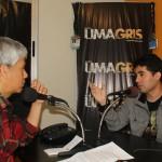 """Entrevista con Gustavo Meza, director de la película """"Ciudad ausente"""""""