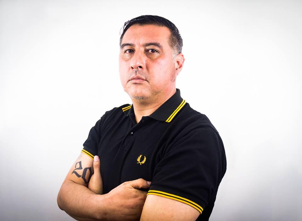 Martín Roldán. Foto: Jorge Luis Gómez.