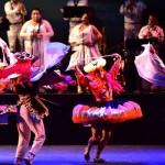 Así se inauguró el Festival Cervantino con danza peruana