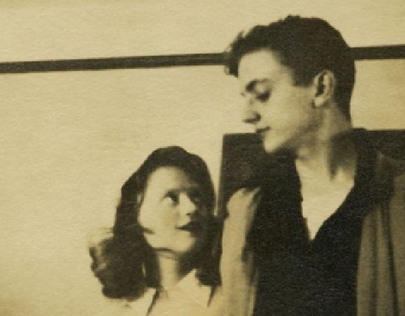 Kurt Vonnegut  y Jane Cox.