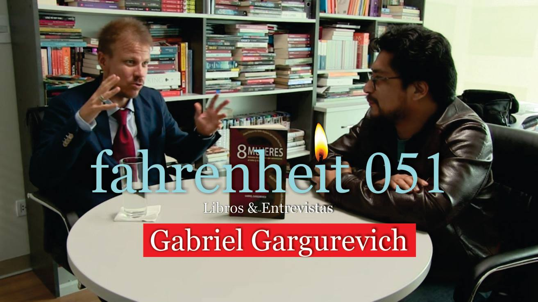 Gabriel Gargurevich y Gabriel Rimachi Sialer.