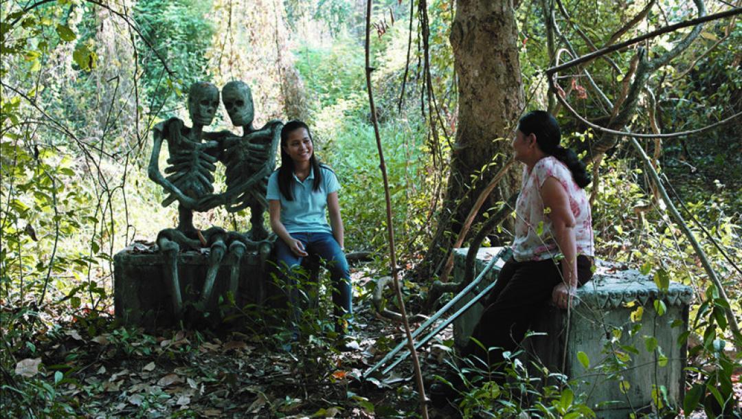 Cemetery of Splendour, de Apichatpong Weerasethakul.
