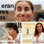 Las mujeres de César Acuña