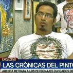 VIDEO: Mario Navarro y sus crónicas urbanas