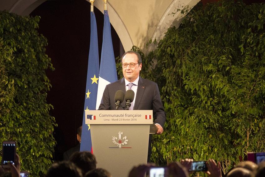 Fran ois hollande la alianza francesa en el per es la for Comida francesa en lima