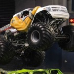 Los Monster trucks llegan a Lima