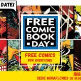 FREE COMIC BOOK DAY EN EL ICPNA