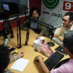 Lima Gris Radio: Entrevista con Luiz Carlos Reátegui y David Duponchel