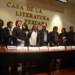 Presentación de libro y recital con poetas de Hora Zero