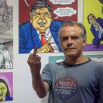 """LUCHO ROSSELL: """"EL PAÍS ESTÁ PARA EL DIVÁN DE UN PSIQUIATRA"""""""