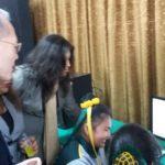 TAIWÁN DONA COMPUTADORAS A INSTITUCIÓN EDUCATIVA PERUANA