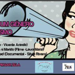 """Cine Forum  y Recital """"Voces Libertarias"""""""