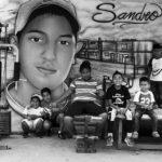 Muestra Fotográfica: Murales que retratan a las víctimas de la violencia en el Callao