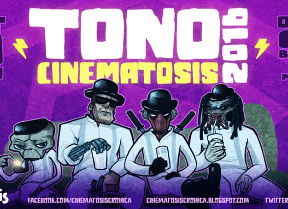 Tono Cinematosis 2016 con música en vivo y sketchs de películas