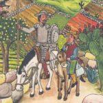 Cervantes en el Perú: charla en homenaje al autor del Quijote