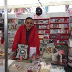 Escritor mexicano Alberto Chimal visitó las sedes del FCE Perú
