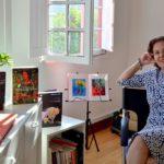 """Gabriela Olivo de Alba: """"A veces pienso que hay más escritores que lectores"""""""