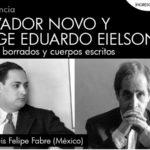 Escritor mexicano Luis Felipe Fabre dará conferencia sobre la poesía de Salvador Novo y Jorge Eduardo Eielson