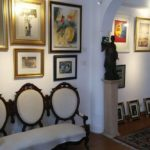Exposición de Grabado de grandes artistas en Galería Oviedo & Hohagen en Miraflores