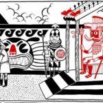 Taco de ojo: muestra peruano-mexicana de narrativa gráfica