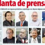 ODEBRECHT, PERIODISMO Y POLÍTICA