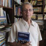 """Ernesto Yepes: """"La lectura y educación son el más grave problema nacional"""""""