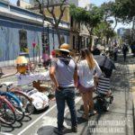 Festival de verano de arte y antigüedades en Miraflores