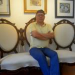 """Luis Paredes: """"El teatro es uno de los más abandonados por el Estado"""""""